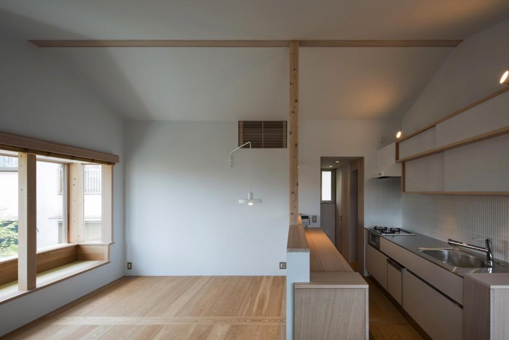 南戸塚の住居 / House in Minamitotsuka (リビング)