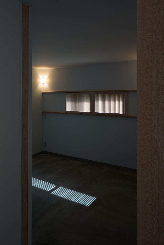 南戸塚の住居 / House in Minamitotsuka (寝室)