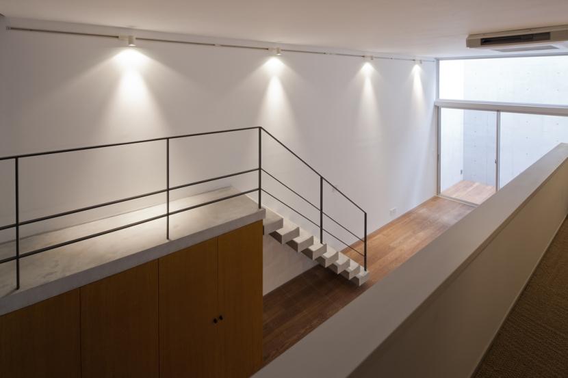 東松原のコーポラティブハウスAの部屋 ロフト~リビング
