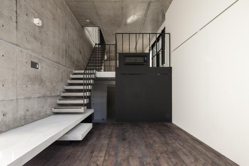 建築家:宮田聡夫 / 牧島哲郎「下北沢のコーポラティブハウスE」