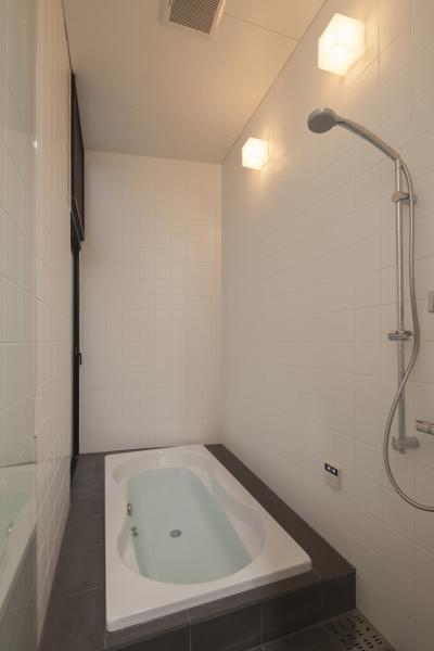 浴室 (下北沢のコーポラティブハウスC)