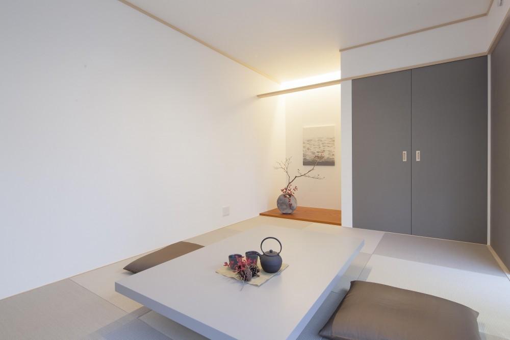 邸の美   「LIXILメンバーズコンテスト2017」新築部門 敢闘賞 受賞作品 (和室)