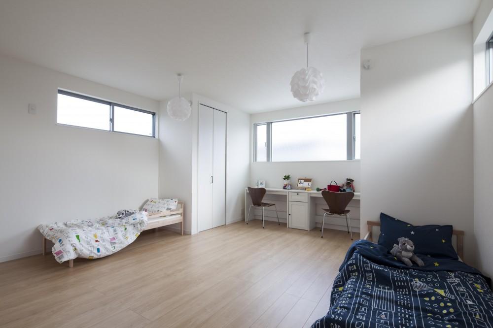 Depth Modern House (子供部屋)