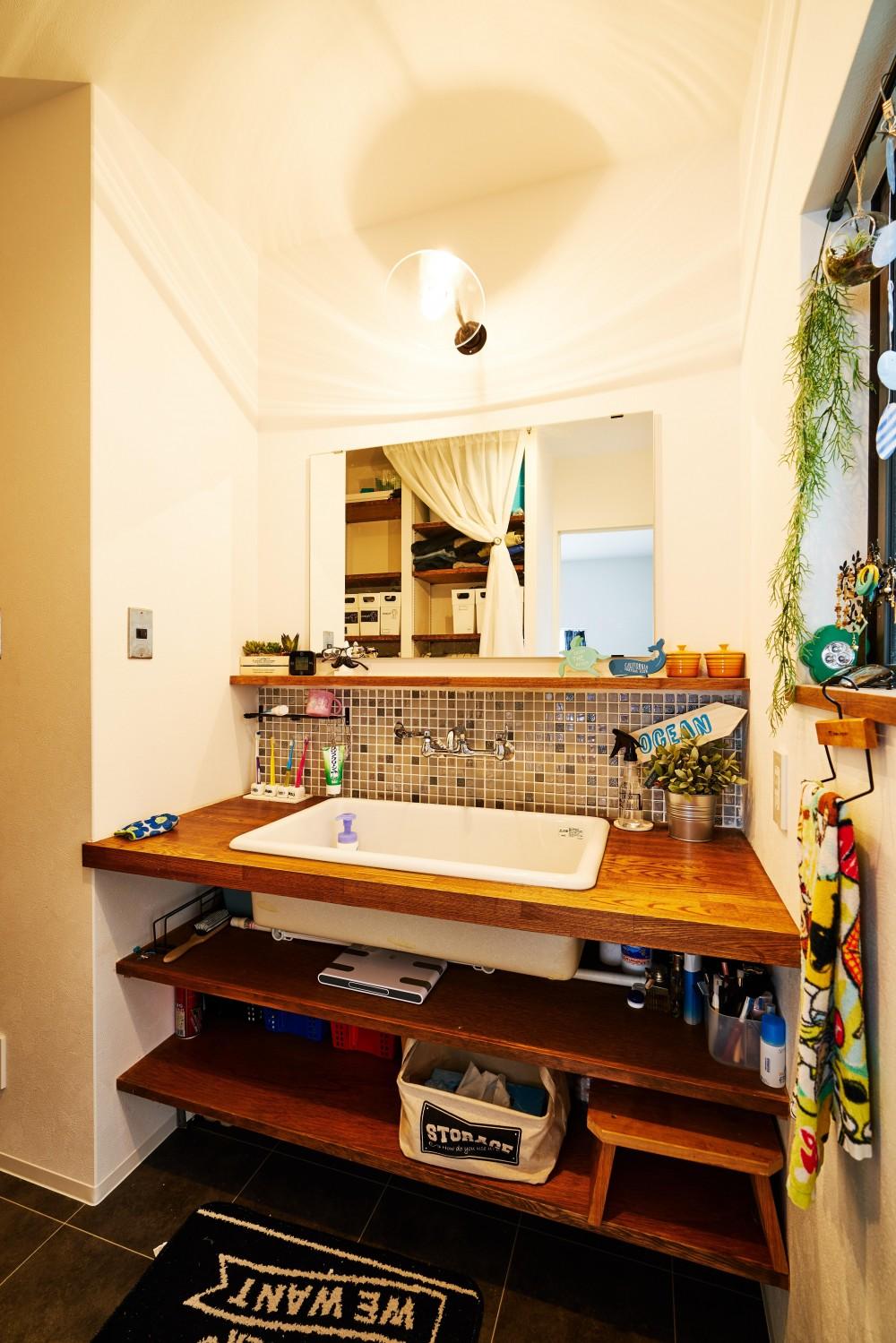 +DIYで作る戸建てリノベーション (住宅)