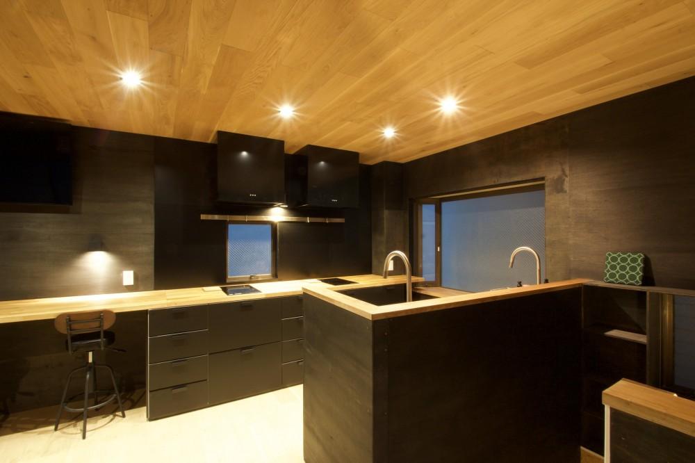 集まる家 (キッチン)