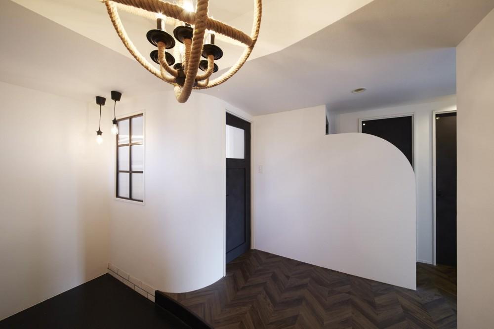 玄関スペース (癒しの空間でお待ちしております~ショールーム兼オフィス2~)