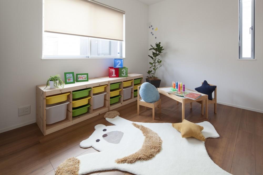 共棲街区‐Living Park‐II (子供部屋)