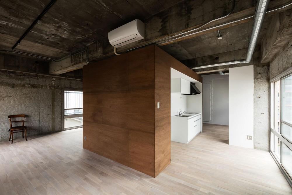 山本嘉寛建築設計事務所 YYAA「しかくの部屋Ⅰ」