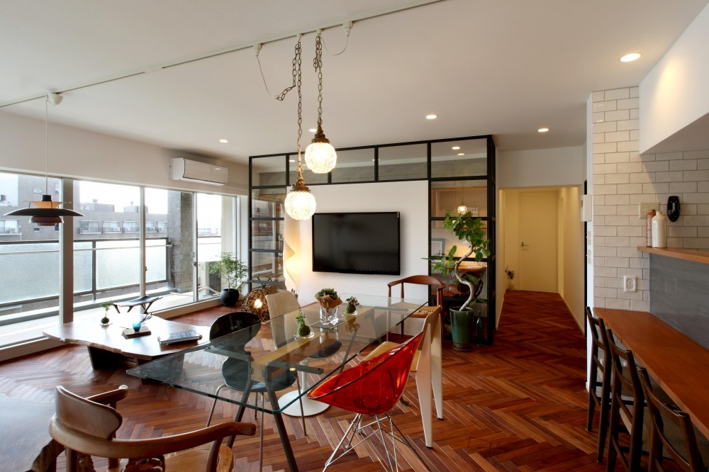 Reno-Bloom「ヴィンテージマンション×リノベーションで理想の住まいを実現」