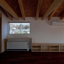 木格子の家/石神井台の二世帯住宅