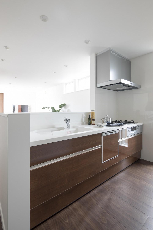 大人雰囲気の邸 (キッチン)