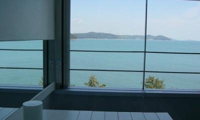 浴室|SEE SEA HOUSE  (海が見える家)