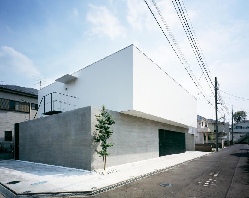 建築家:黒崎敏「SHIFT」