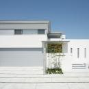 Mitsutoshi Okamotoの住宅事例「SEE SEA HOUSE  (海が見える家)」