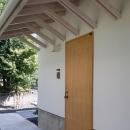 鎌倉の分居の写真 玄関