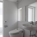 鎌倉の分居の写真 トイレ