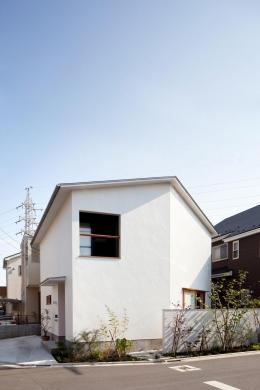 南沢の小住宅 (外観)