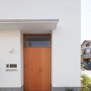 南沢の小住宅の写真 玄関