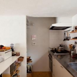 南沢の小住宅 (キッチン)