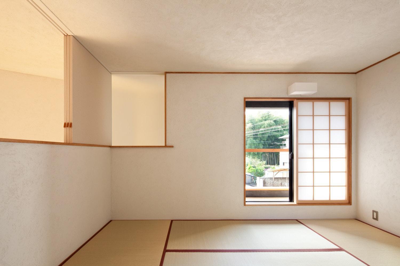 その他事例:和室(南沢の小住宅)
