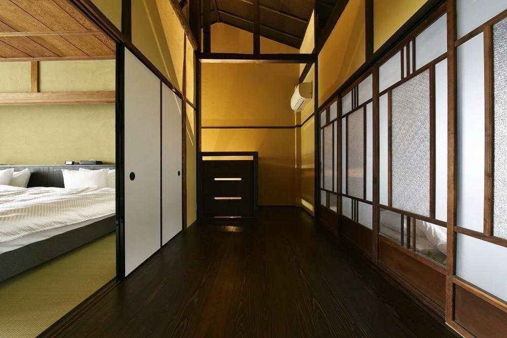「藏や」千本三条 (町家旅館) (廊下)
