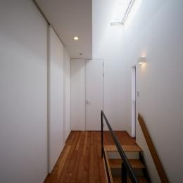 階段ホール (WHITE   BOX)
