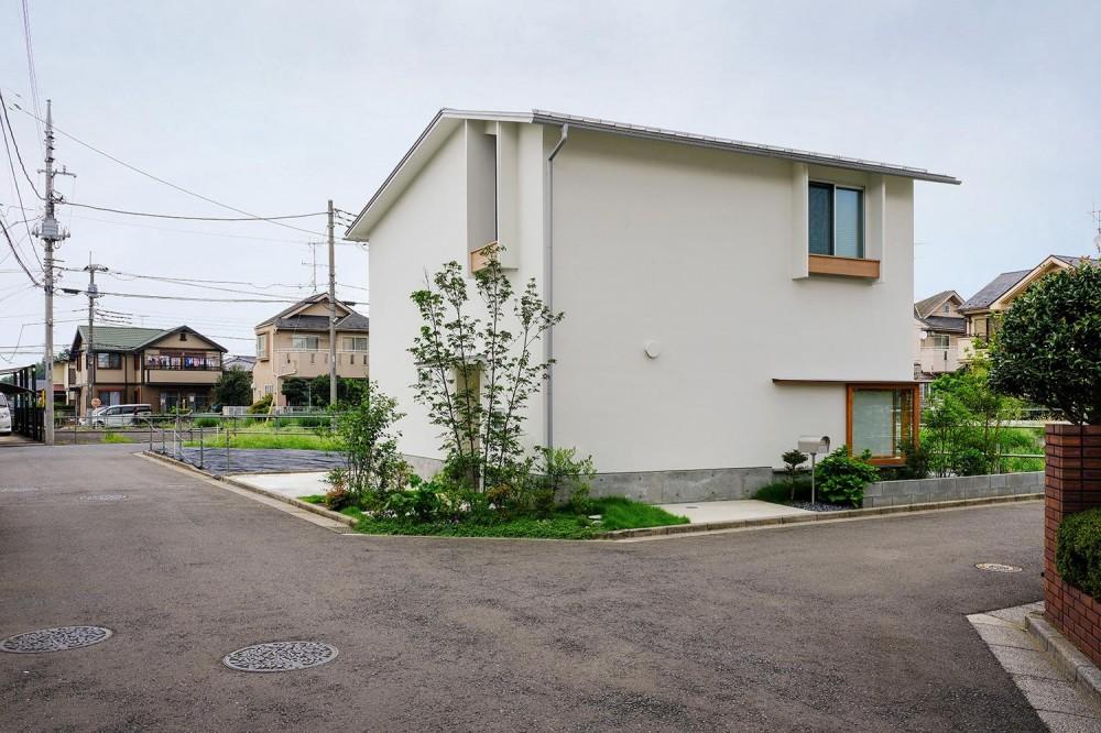清瀬の小住宅 (外観)