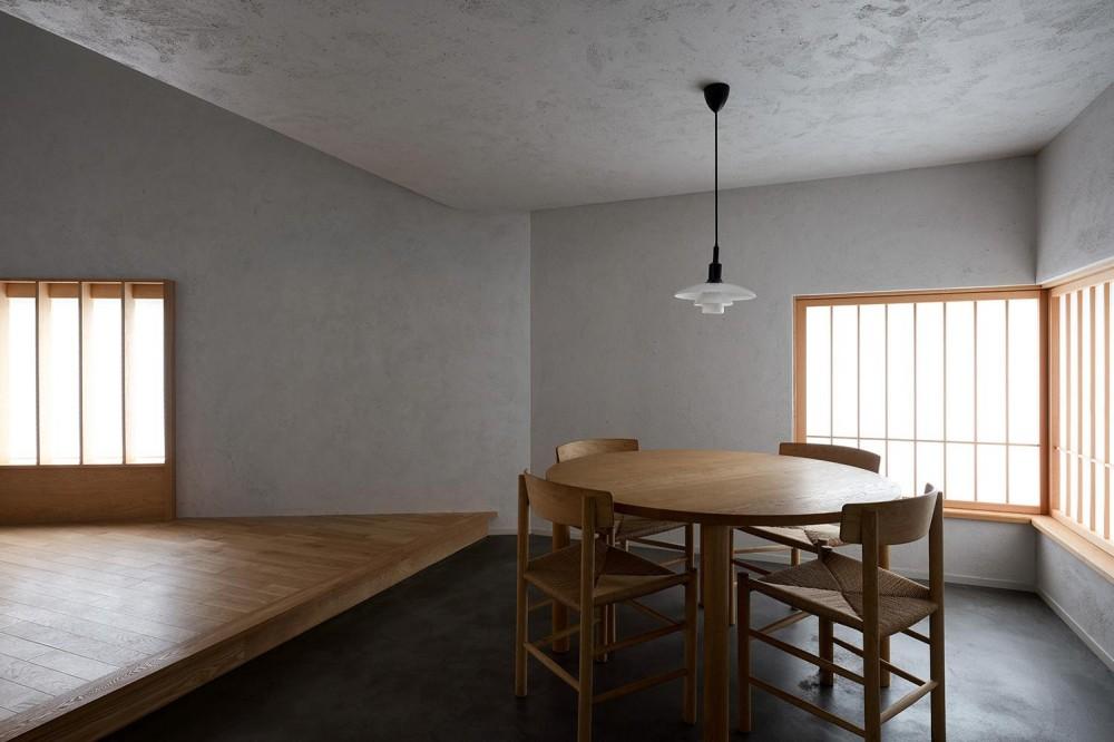 清瀬の小住宅 (ダイニング)