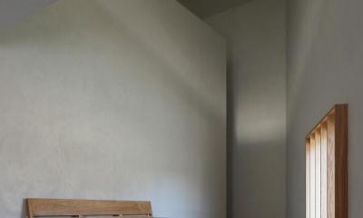 清瀬の小住宅 (吹き抜けリビング)
