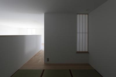 清瀬の小住宅 (和室)