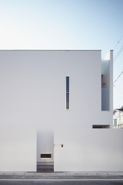 WHITE   BOXの部屋 外観