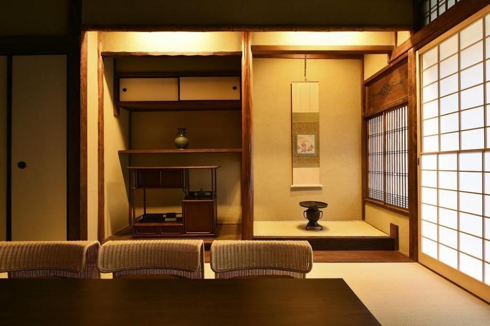 「藏や」千本三条 (町家旅館) (和室)