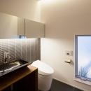 Mitsutoshi Okamotoの住宅事例「WHITE COURT HOUSE」