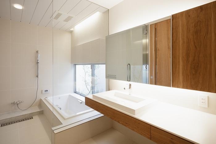 WHITE COURT HOUSEの部屋 浴室・洗面脱衣室