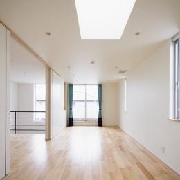 WHITE COURT HOUSE (子供室)