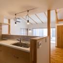 郡山・静町の平屋の写真 キッチン