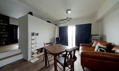 アンティーク家具が馴染む懐の深い家
