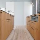 コンバージョンK〜1階店舗2階住宅の中古住宅をフルリノベ!〜の写真 キッチン