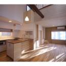 ティー設計室の住宅事例「ドッグランのあるセカンドハウス」