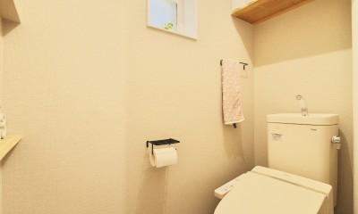 中古マンションと「私たちらしい、住まい。」 (トイレ)