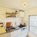 中古マンションと「私たちらしい、住まい。」の写真 キッチン