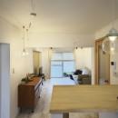 フリーキスワークスの住宅事例「中古マンションと「私たちらしい、住まい。」」