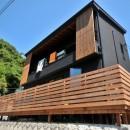 稲村ガ崎の海を望めるサーファーズハウスの写真 外観