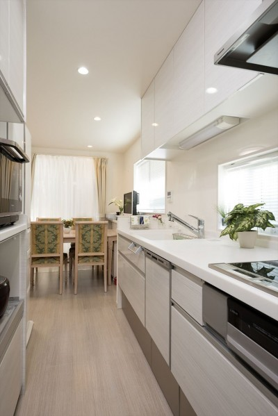 キッチン (家も、気持ちも、若返ったみたい!『まるごと再生』で新築同様に)