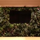 こだわりバーカウンターのオフィスラウンジの写真 wall