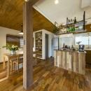 マルホデザイン一級建築士事務所の住宅事例「岐阜市W様邸~cozy house~」