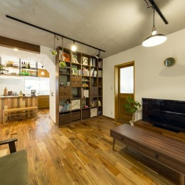 リノベーション・リフォーム会社 マルホデザイン一級建築士事務所の住宅事例「岐阜市W様邸~cozy house~」