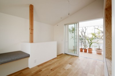寝室 (小さな家)