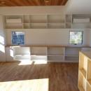 桑島建築事務所の住宅事例「車と暮らす家―大好きな車たちに囲まれながら日常を離れてくつろぐ為のガレージハウス―」