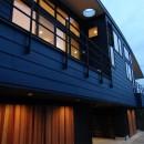 桑島建築事務所の住宅事例「コアジロハウス 住戸A―眺望を最大限に生かした共同住宅ー」